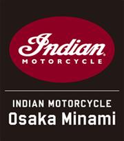 インディアン モータサイクル 大阪ミナミ