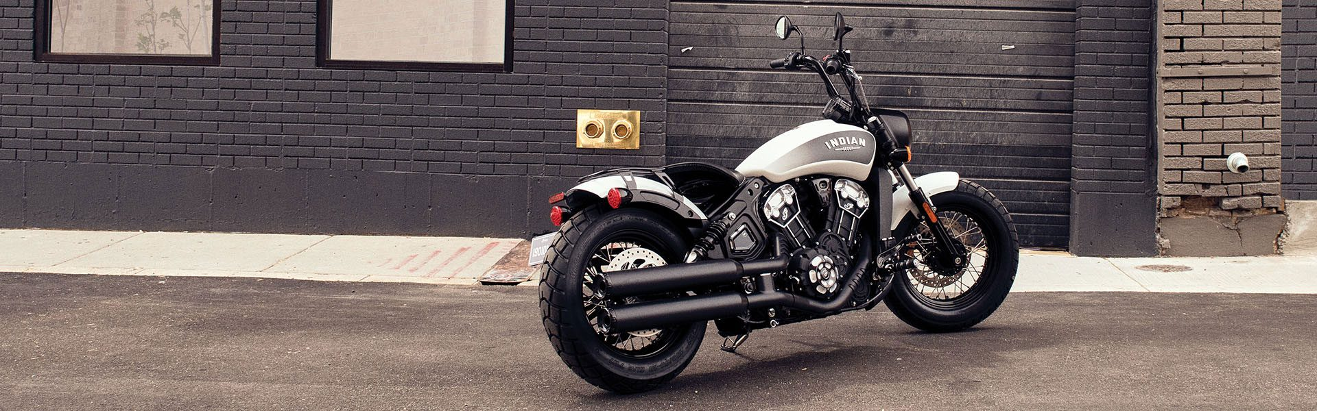 INDIAN® SCOUT® BOBBER