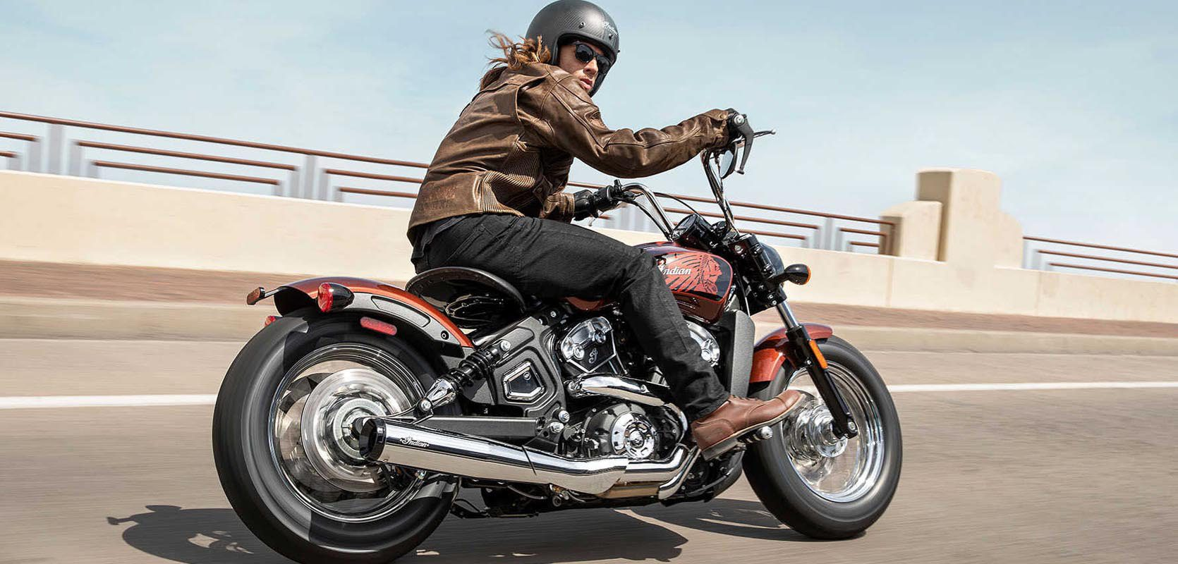 Indian Scout Bobber Twenty