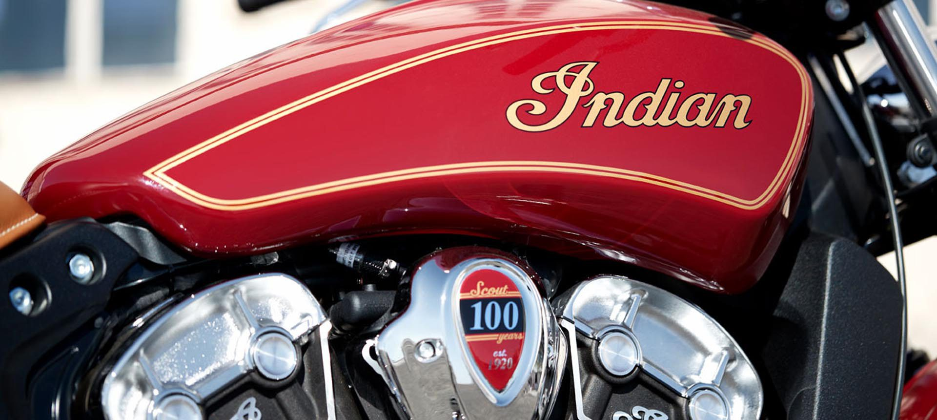 2020 SCOUT 100th ANNIVERSARY