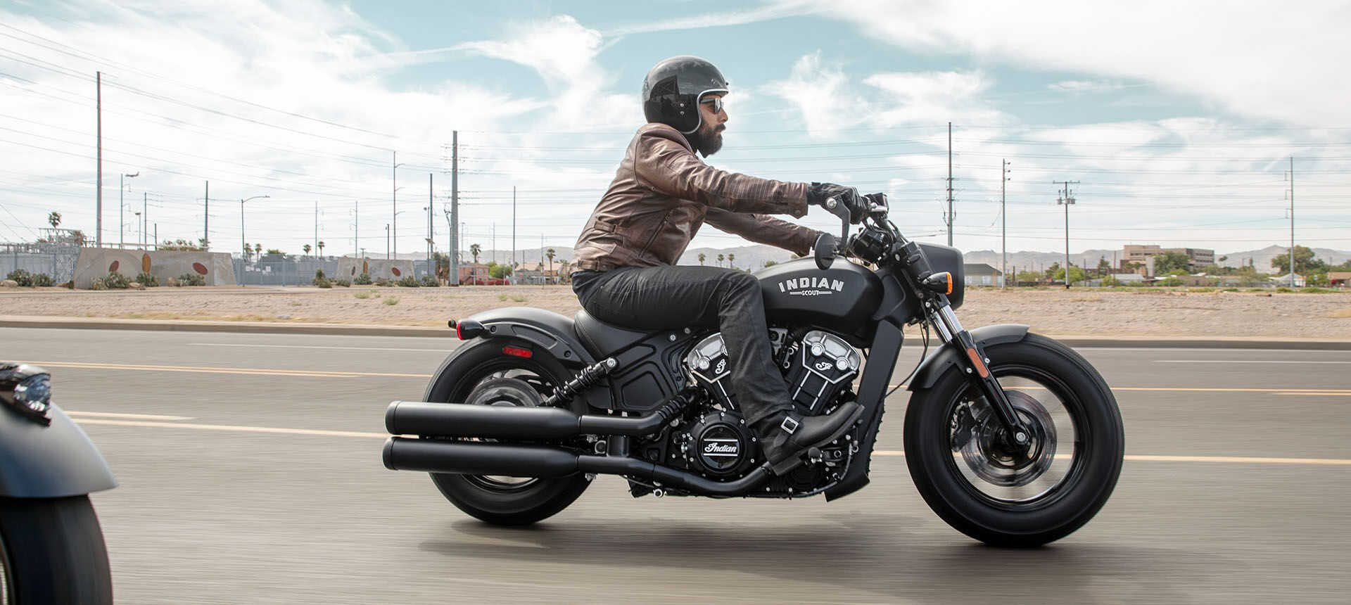 2020 SCOUT BOBBER